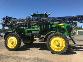 John Deere 4730 Self Propelled Spray Unit - picture0' - Click to enlarge