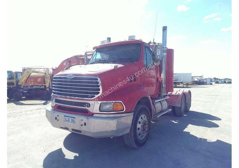 Used sterling AT9500 Day Cab Trucks in PERTH+INTERNATIONAL+
