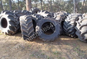 Earthmoving , Forestry , Agricultural Tyres NEW