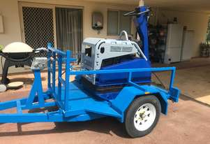 Wacker plate compactor for sale