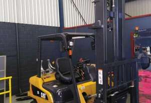 Caterpillar CAT GP25N LPG Forklift