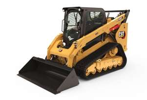 COMPACT TRACK AND MULTI TERRAIN LOADERS - 299D3