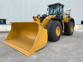 2017 Caterpillar 980M Wheel Loader - picture0' - Click to enlarge