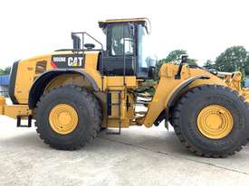 2017 Caterpillar 980M Wheel Loader - picture2' - Click to enlarge