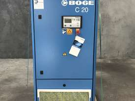 Boge C20 15kW Screw Compressor - Old Stock Must Go - picture0' - Click to enlarge