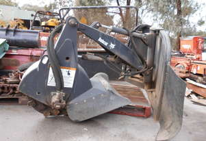 SG-60 bobcat attachment as new , 60 Hp