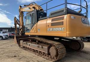2014 CASE CX300C HEAVY EXCAVATOR