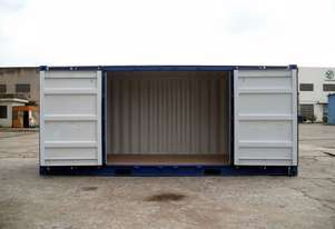 New 20 Foot Open Side Shipping Container in Stock Melbourne