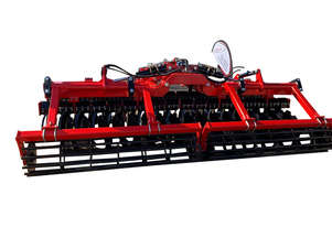 Rocca SupaTill ST-625 Heavy Duty Fastest Speed Discs Efficient Soil Preparation Tillage