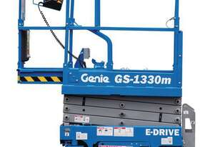 13FT ELECTRIC SCISSOR LIFT GENIE