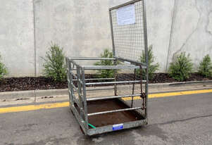 WORKMATE  man cage  Manlift Access & Height Safety