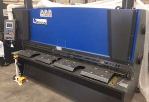Madison 2.5 metre x 6mm NC hydraulic guillotine