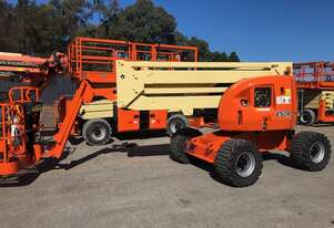 Jlg 45ft   Knuckle Boom Lift