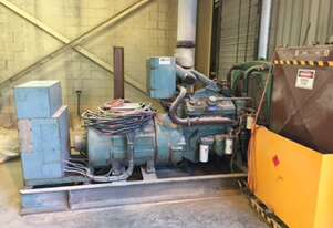 Detroit Diesel 330KVA Modular series Gen Set - 61 hours use