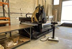 Tekcel CNC with Dust Extractor