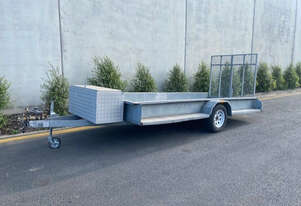Panton Hill Tag Tag/Plant(with ramps) Trailer