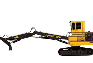 Tigercat   T250D Log Loader