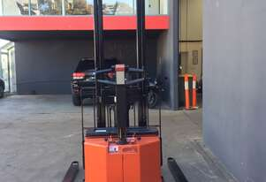 BT - Toyota PPS 1200 MXS Electric Walkie Stacker - Refurbished & Repainted