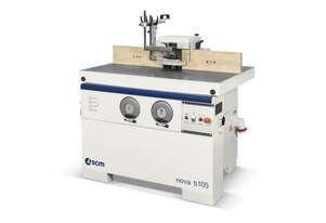SCM Nova Ti105 Spindle Moulder
