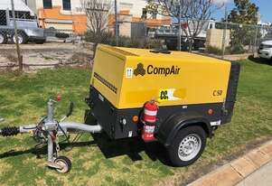 Compair Compressor   C50 176CFM