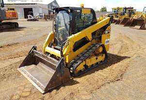 2015 Caterpillar 249D Multi Terrain Skid Steer Loader *CONDITIONS APPLY*