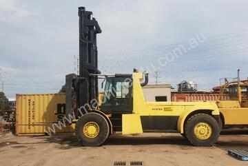 Hyster H650C Container handler