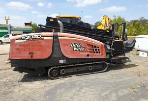 2008 DITCH WITCH JT3020AT DIRECTIONAL DRILL U4091