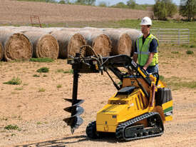 Mini Loader Tracked - Vermeer 450 Narrow - picture1' - Click to enlarge