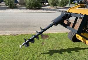 Post hole digger Hydraulic with auger skid steer