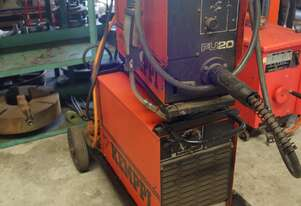 Kemppi Mig Welder with Remote Feed