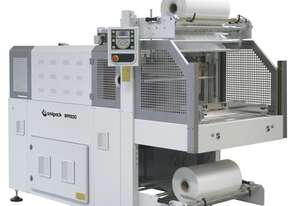 Semi Automatic Bundle Shrink Wrapping Machine