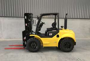 Compact Rough Terrain Forklifts
