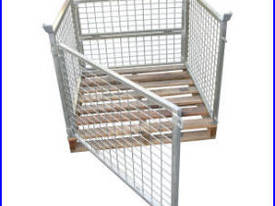 PCT-02 Heavy Duty Pallet Cage