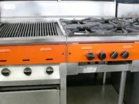 IFM SHC00062 Used Gas Range - picture0' - Click to enlarge