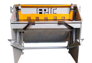 EPIC 1250 x 1.2mm Treadle (Manual) Guillotine