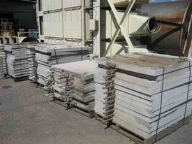 Filter press plates - picture0' - Click to enlarge