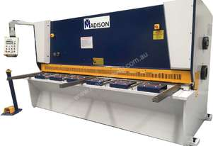 New Madison Hydraulic Guillotine 3.1 x 8mm