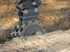 5T 380mm Compaction Wheel Attachment - picture4' - Click to enlarge