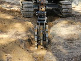 5T 380mm Compaction Wheel Attachment - picture5' - Click to enlarge