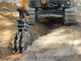 5T 380mm Compaction Wheel Attachment - picture6' - Click to enlarge
