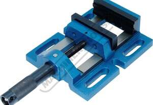 Deluxe Drill Press Vice 100mm Jaw Width 93mm Jaw Opening