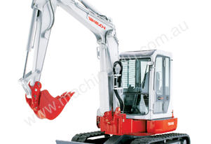 Takeuchi 8T MINI EXCAVATORS FOR HIRE