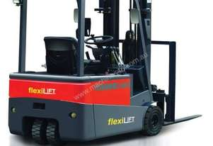 Flexilift FBT18 1.8 Ton ELECTRIC FORKLIFT