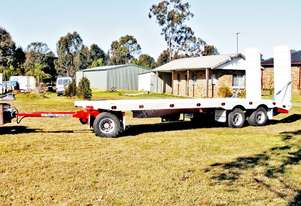 2013 JP TRAILERS SUPER DOG PLANT TRAILER FOR SALE