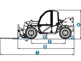 GENIE GTH-2506 Telehandler - picture2' - Click to enlarge