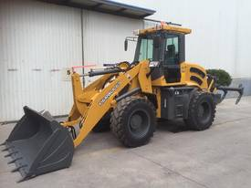 2016 HERCULES HE600B WHEEL LOADER