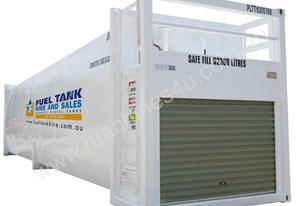 60000 LITRE SELF BUNDED FUEL TANK FOR HIRE