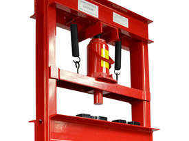 Professional Fully Welded H Frame 20 Ton Shop Press - picture1' - Click to enlarge
