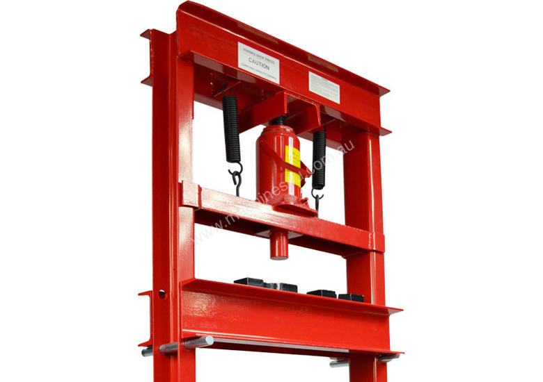 Professional Fully Welded H Frame 20 Ton Shop Press
