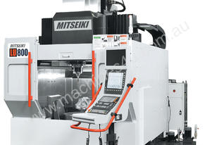 Mitseiki LU-1200 Heavy Duty 5 Axis Machine